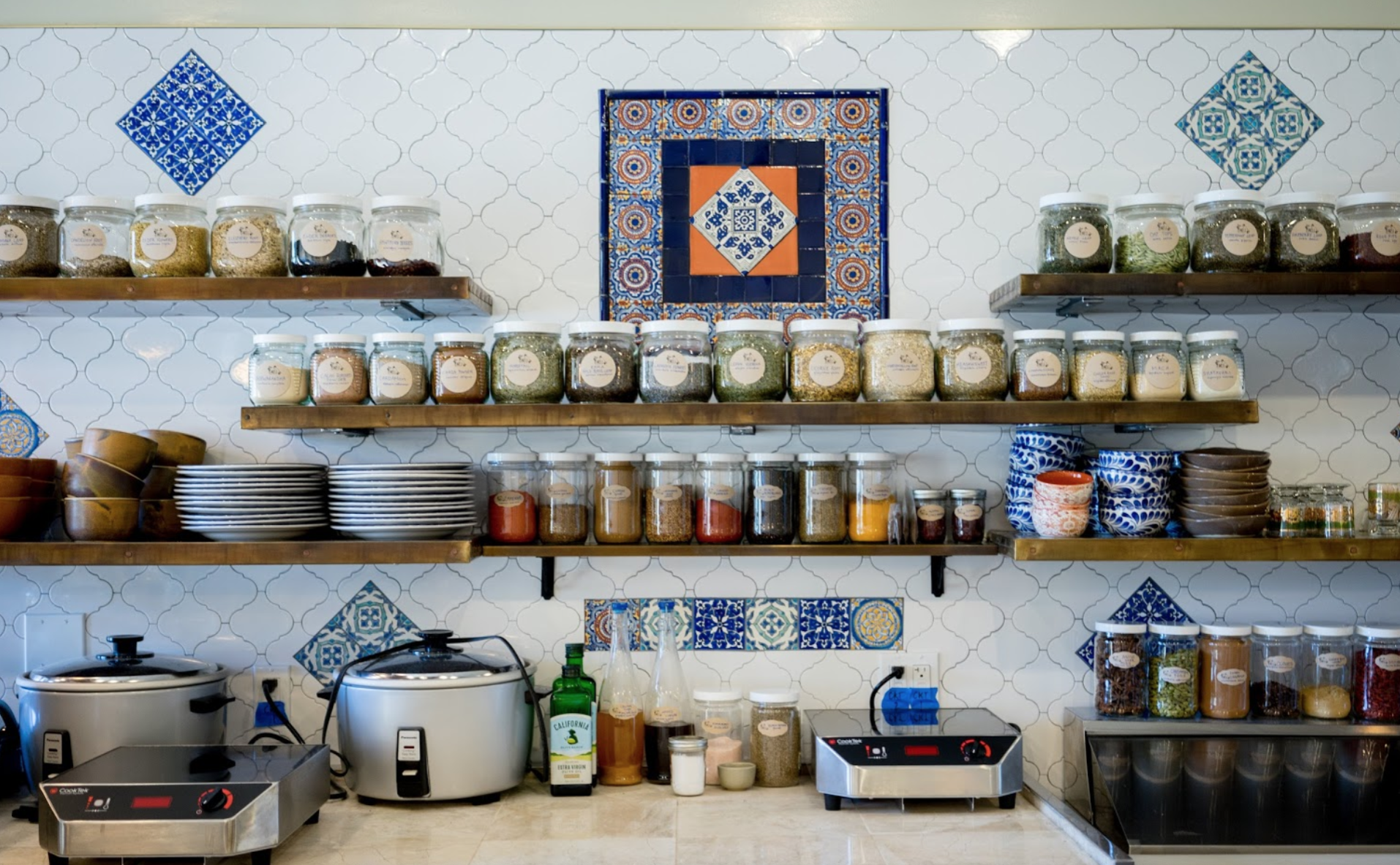 The Well Organic Kitchen
